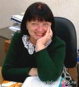 Соколова Надежда Александровна, документовед кафедры с 2012 года