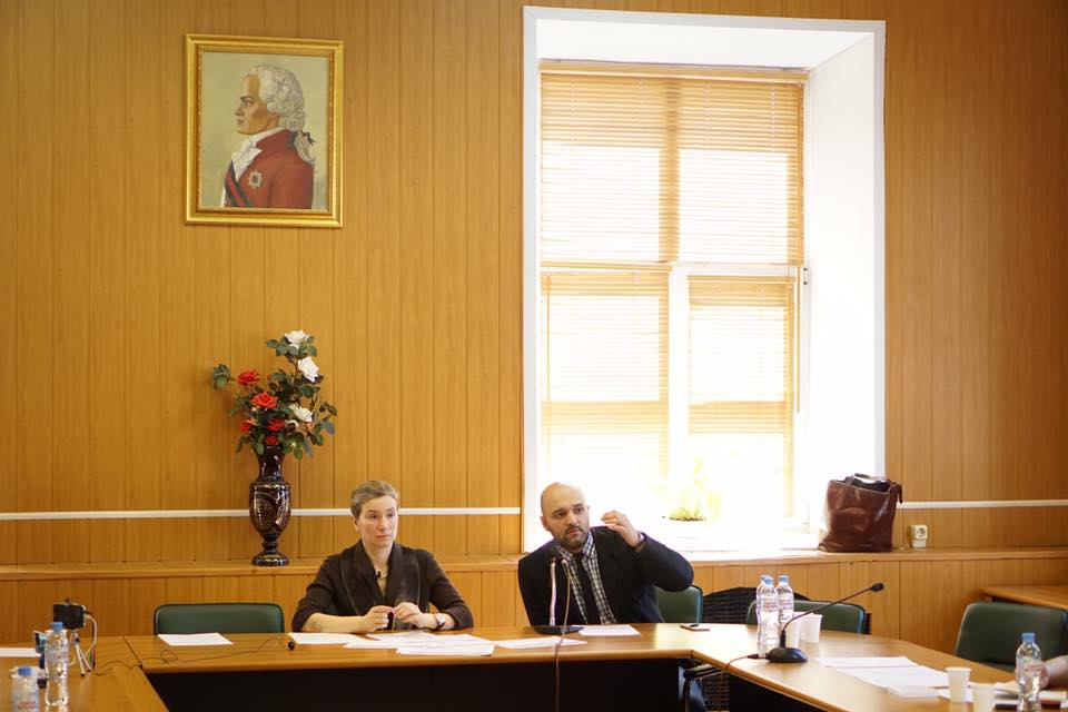В ЯрГУ прошла конференция «Власть и общество в решении градостроительных проблем»