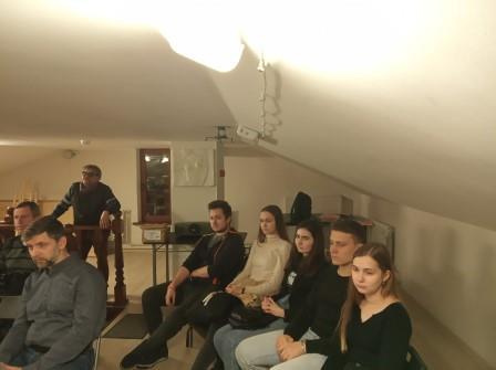 Студенты-социологи приняли участие в дискуссии по разрешению градостроительных конфликтов